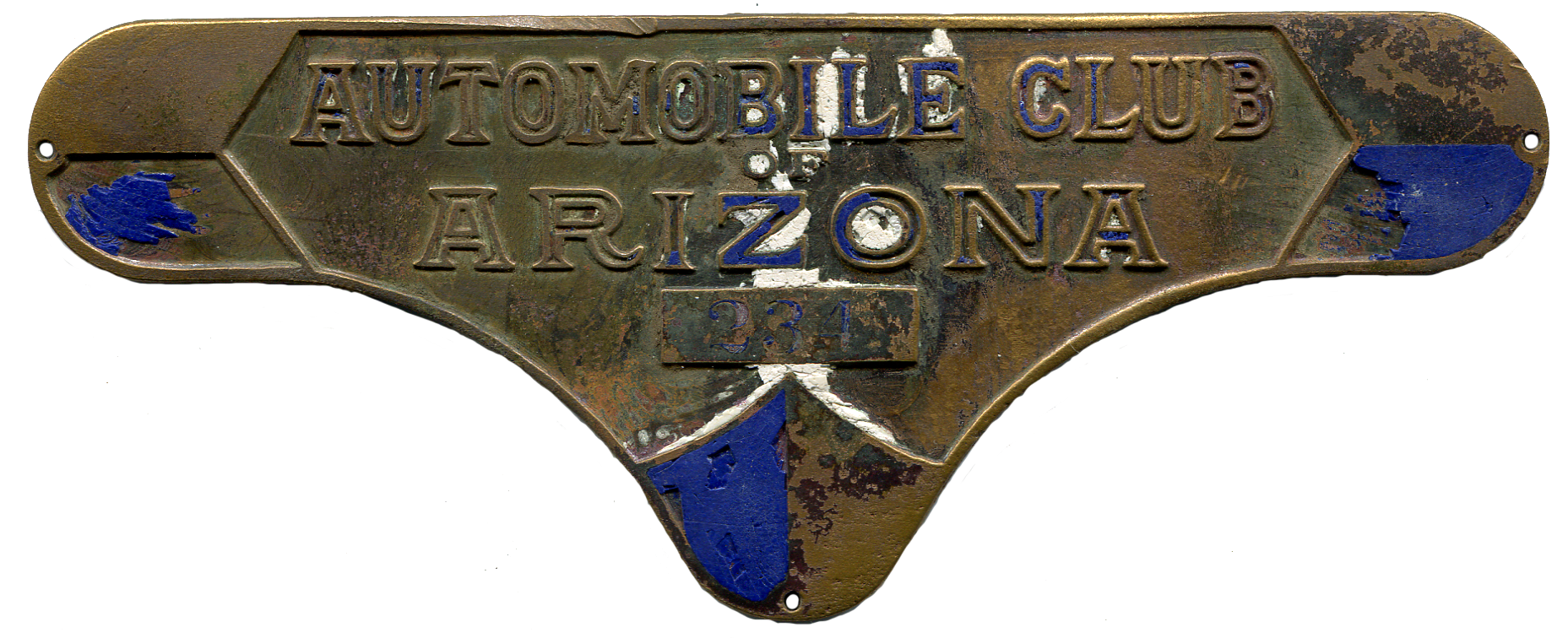 Automobile Club of Arizona Emblem