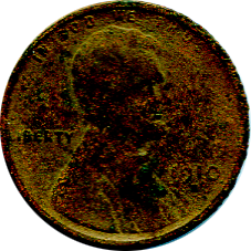 1910-S Penny