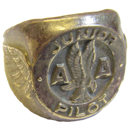 AA Junior Pilot Ring