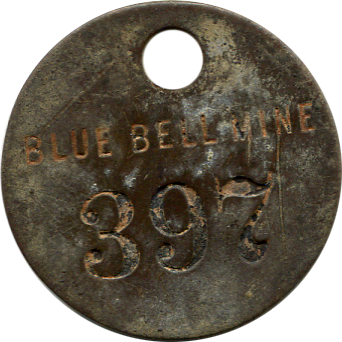 Blue Bell Mine Tool Check