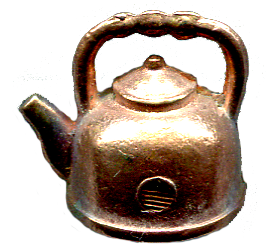 Solid Copper Tea Kettle