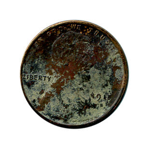 1915-S Penny