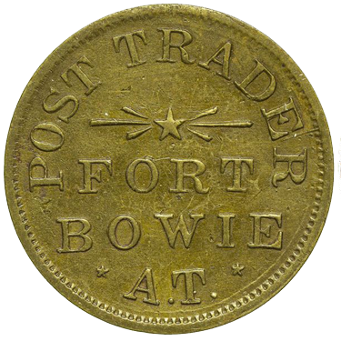 Ft Bowie Token - Front