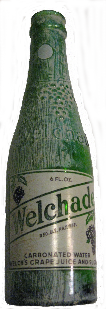 Welchade Bottle