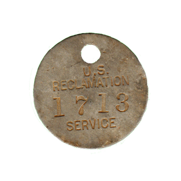 Reclamation Service Tool Tag