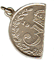 Silver 3 Pence