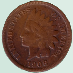 1908 S Indian Head