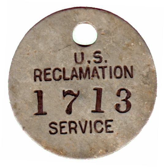 Reclamation Service Tag