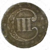 Silver 3 Cent