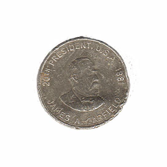 Pres Garfield Token
