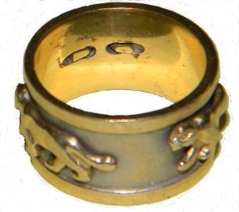 14 kt Gold Ring