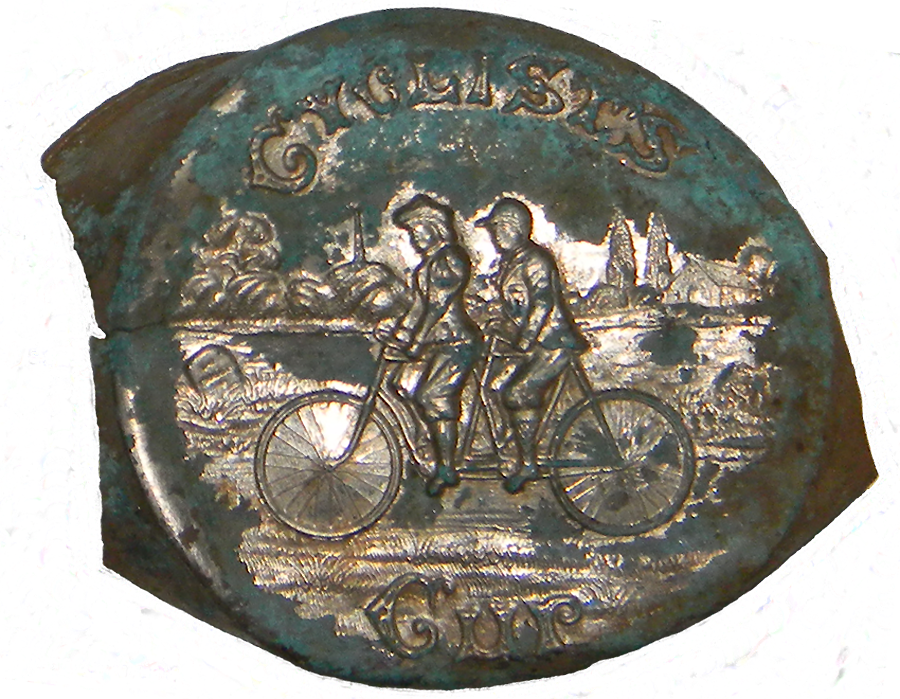 Cyclist Collapisble Cup Lid