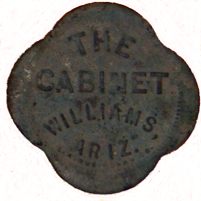 The Cabinet Token