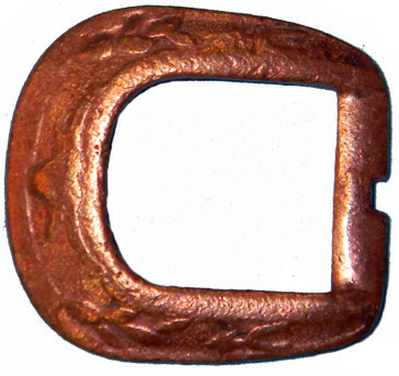 Copper Buckle
