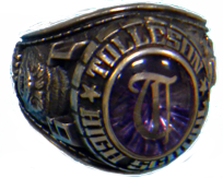 1984 Tolleson High Class Ring