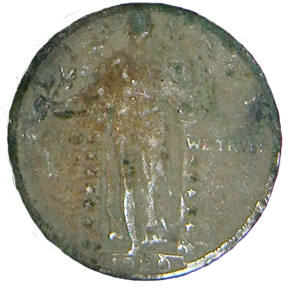 1929 Standing Liberty Quarter - Obverse
