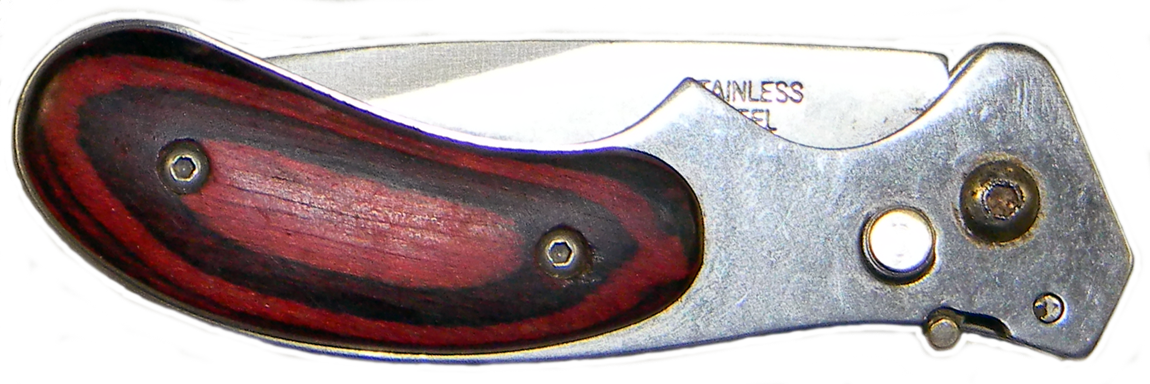 Locking Blade Knife