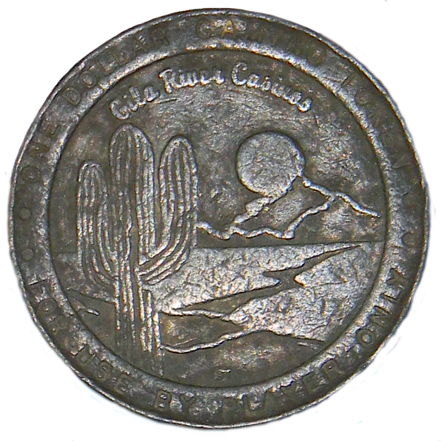 Gila River Casino Token