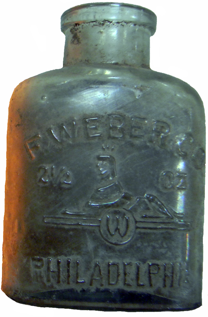 Weber Ink Bottle
