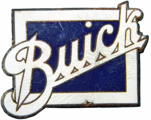 Buick Radiator Badge