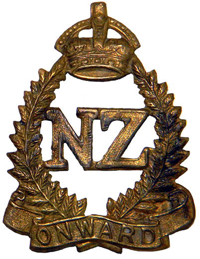 New Zealand Army Hat Device