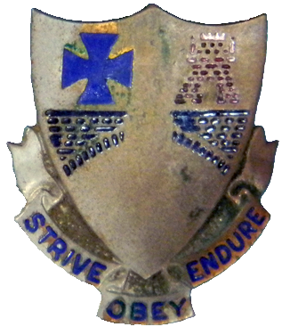 112th Infantry Rgt Insignia