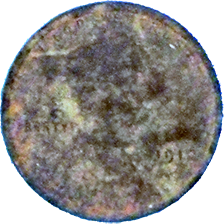 1912  Wheat Cent - Obverse