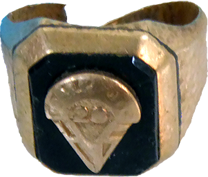 1926 Jr High Class Ring
