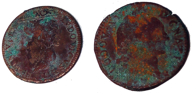17th and 18th Century French Coins
