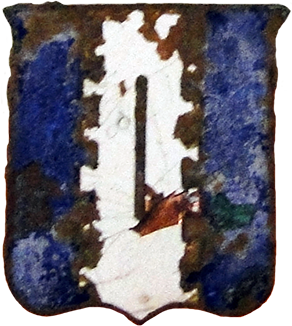 187th Infantry Regt DUI