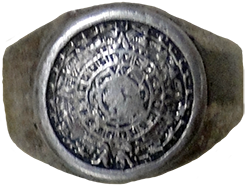 Heavy Silver Ring