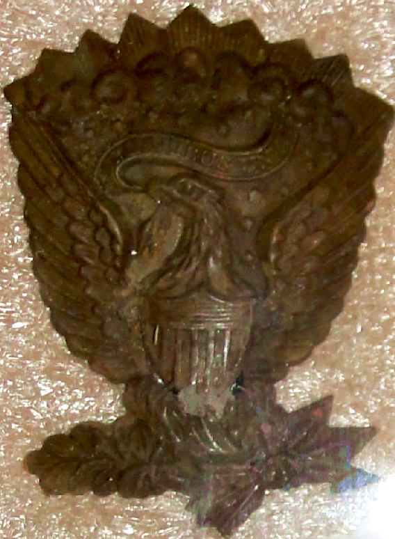 Hardee Hat Badge