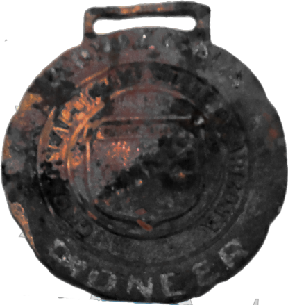 Arizona Pioneer Key Fob